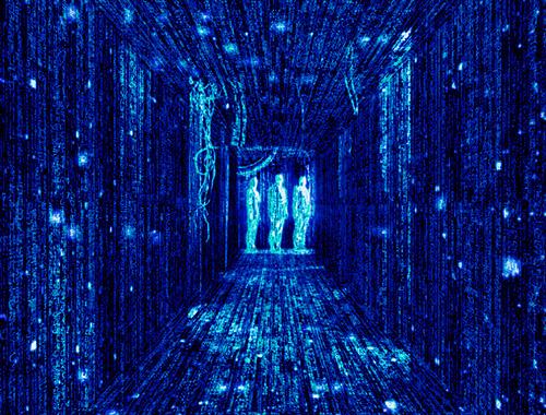 Matrix BLUE Room