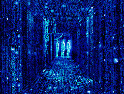 Matrix BLUE Room